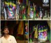 Guinness reconhece mural no Rio como o maior grafite do mundo; vídeo