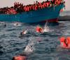 Itália resgata 6,5 mil migrantes que estavam no Mar Mediterrâneo