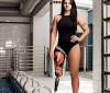 Vaidosa, musa paralímpica Camille Rodrigues posa para a Playboy
