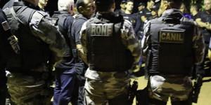 Quatro mulheres são presas durante operação no Norte do PI; 11 foram presos ao todo