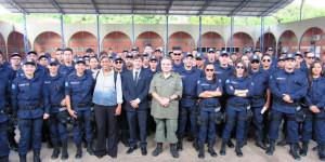Guarda Municipal começa a atuar amanhã, no Parque da Cidadania; lançamento às 19h