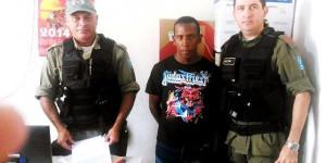 Homem é preso em Assunção do Piauí acusado de molestar menina de 13 anos