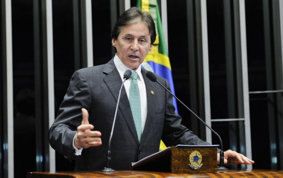A Temer, Eunicio Oliveira garante aprovação rápida de Moraes para o Supremo