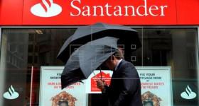Santander tem lucro de R$ 2,3 bi e impulsiona resultado mundial