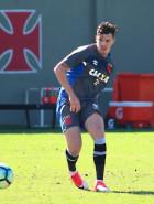 Bruno Paulista só deve jogar contra o Coritiba