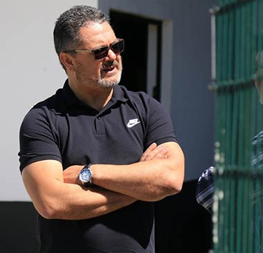 Atlético Mineiro anuncia Rogério Micale como novo treinador