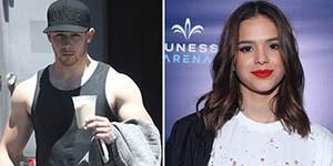 Bruna Marquezine curte postagem de Nick Jonas sobre o amor