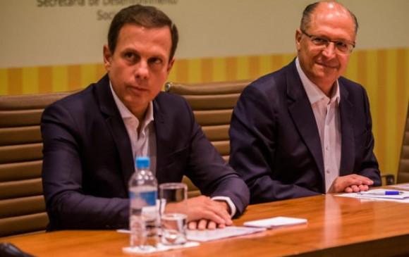 João Doria descarta disputar prévias com Alckmin em 2018 para se candidatar à presidente