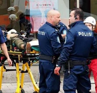Governo brasileiro e ONU repudiam atentado a facadas na Finlândia
