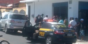 PRF captura fugitivo de presídio condenado por assalto a bancos