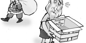 Sem presente: votação do projeto de Reforma da Previdência fica para o próximo ano