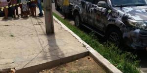 Corpo de mulher é encontrado em residência no bairro São Pedro