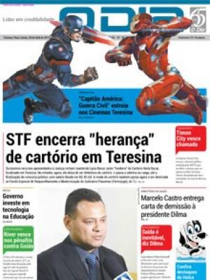 Jornal O Dia - STF encerra