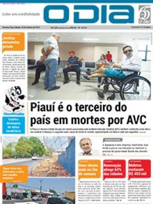 Jornal O Dia - Piauí é o terceiro do  país em mortes por AVC