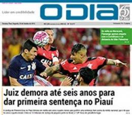 Jornal O Dia - Juiz demora até seis anos para  dar primeira sentença no Piauí