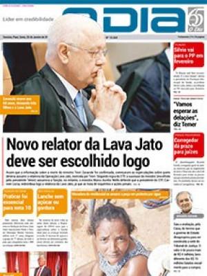 Jornal O Dia - Novo relator da Lava Jato deve ser escolhido logo