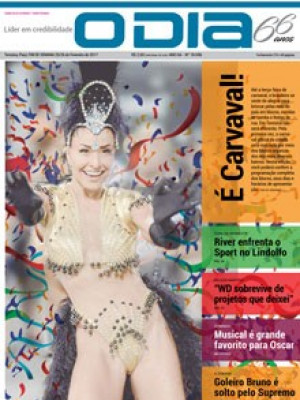 Jornal O Dia - É Carvaval!