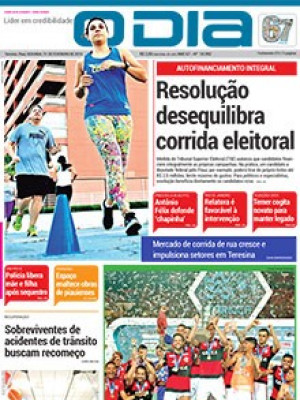 Jornal O Dia - Resolução desequilibra corrida eleitoral
