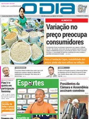 Jornal O Dia - Variação no preço preocupa consumidores