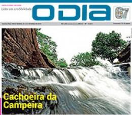 Jornal O Dia - A combinação ideal de água, sol e natureza a 67 km de Teresina