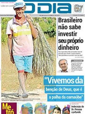 Jornal O Dia - Brasileiro não sabe investir seu próprio dinheiro
