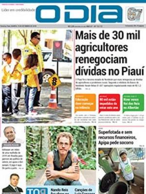 Jornal O Dia - Mais de 30 mil agricultores renegociam dívidas no Piauí