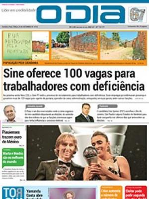 Jornal O Dia - Sine oferece 100 vagas para trabalhadores com deficiência