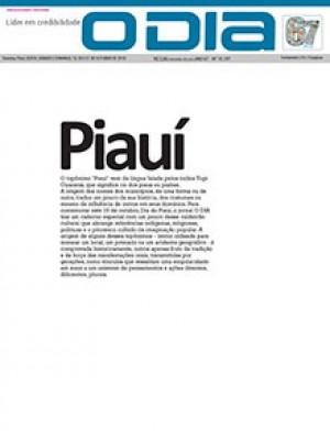 Jornal O Dia - Piauí