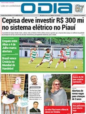 Jornal O Dia - Cepisa deve investir R$ 300 mi no sistema elétrico no Piauí