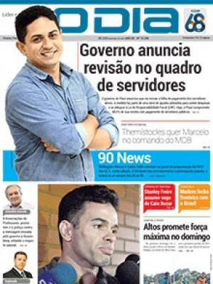 Jornal O Dia - Governo anuncia revisão no quadro de servidores