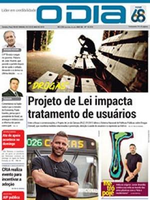 Jornal O Dia - Projeto de Lei impacta tratamento de usuários