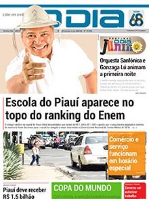 Jornal O Dia - Escola do Piauí aparece no topo do ranking do Enem