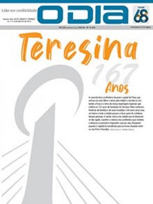 Jornal O Dia - Teresina 167 anos