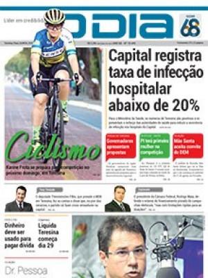Jornal O Dia - Capital registra taxa de infecção hospitalar abaixo de 20%