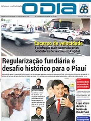 Jornal O Dia - Regularização fundiária é  desafio histórico para o Piauí
