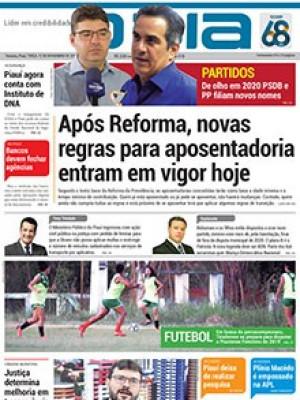 Jornal O Dia - Após Reforma, novas regras para aposentadoria entram em vigor hoje