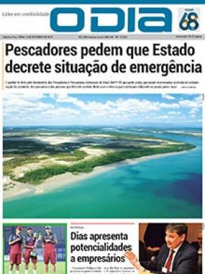 Jornal O Dia - Pescadores pedem que Estado decrete situação de emergência