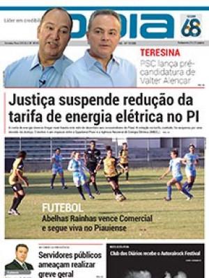 Jornal O Dia - Justiça suspende redução da tarifa de energia elétrica no PI