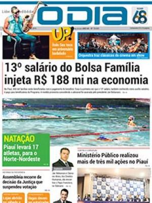Jornal O Dia - 13º salário do Bolsa Família injeta R$ 188 mi na economia