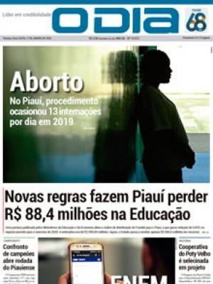 Jornal O Dia - Novas regras fazem Piauí perder R$ 88,4 milhões na Educação