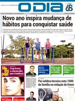 Jornal O Dia - Novo ano inspira mudança de hábitos para conquistar saúde