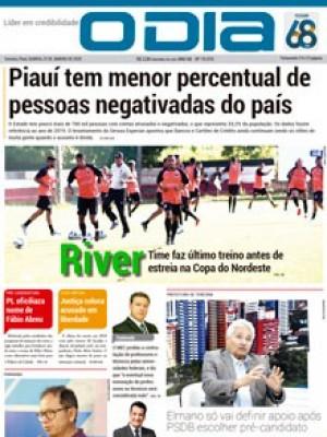 Jornal O Dia - Piauí tem menor percentual de pessoas negativadas do país