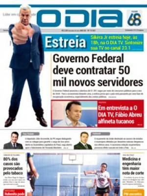 Jornal O Dia - Governo Federal deve contratar 50 mil novos servidores