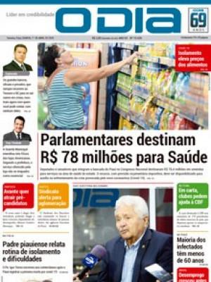 Jornal O Dia - Parlamentares destinam R$ 78 milhões para Saúde