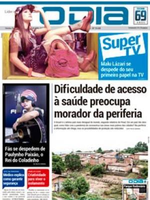 Jornal O Dia - Dificuldade de acesso à saúde preocupa morador da periferia