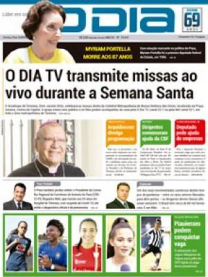 Jornal O Dia - O DIA TV transmite missas ao vivo durante a Semana Santa