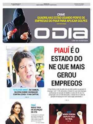 Jornal O Dia - Piauí é o estado do NE que mais gerou empregos