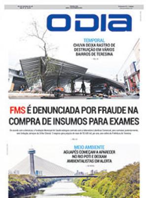 Jornal O Dia - FMS é denunciada por fraude na compra de insumos para exames