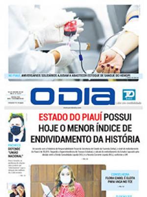 Jornal O Dia - Estado do Piauí possui hoje o menor índice de endividamento da história