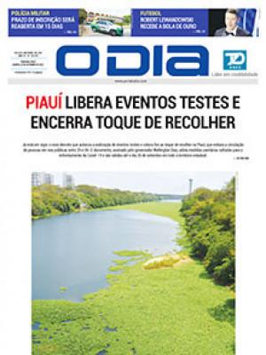 Jornal O Dia - Piauí libera eventos testes e encerra toque de recolher